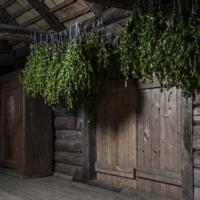 Accessori per le saune.